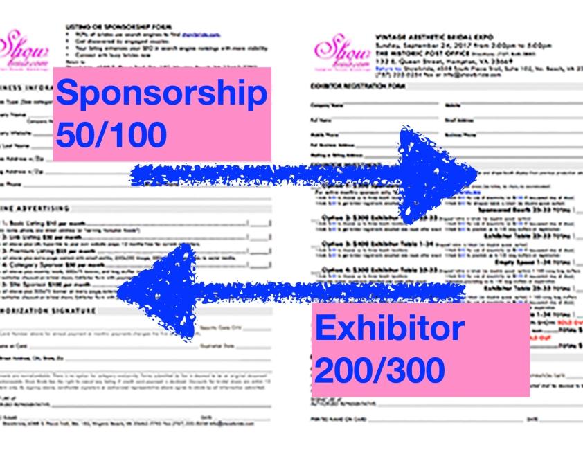 SponsorshipExhibitor