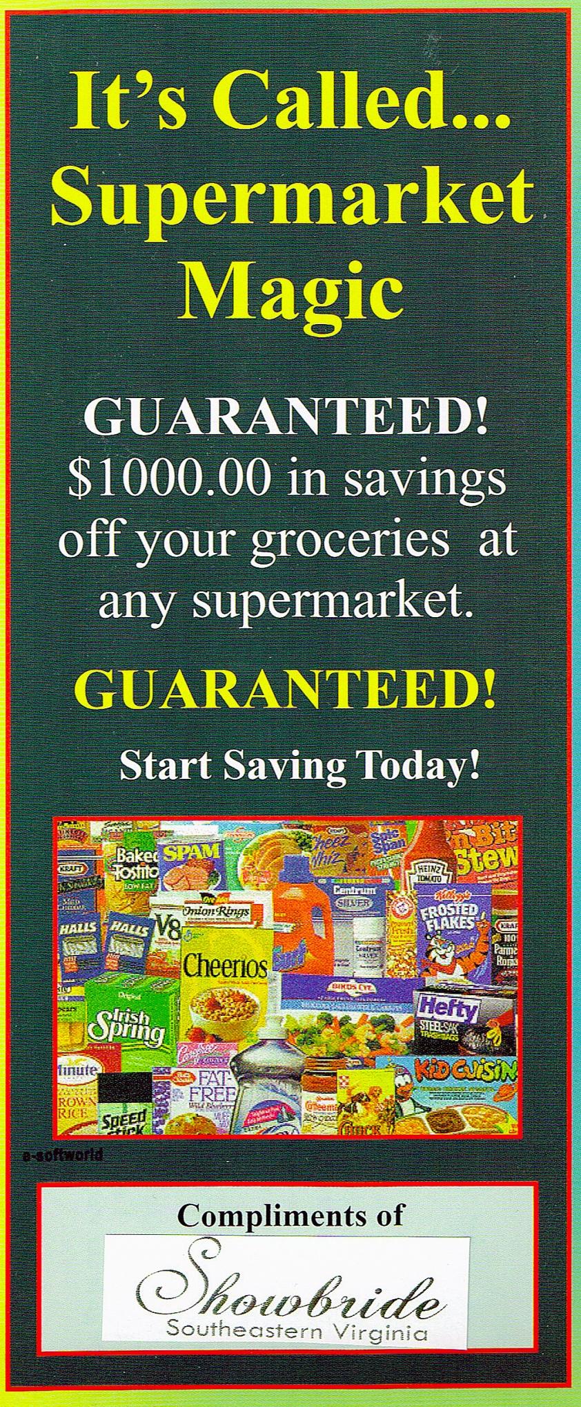 1000 Supermarket