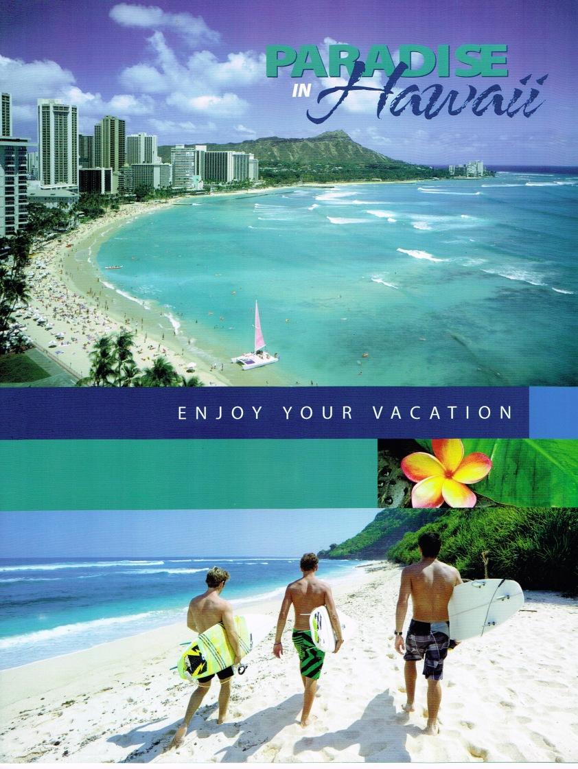 Paradise in Hawaii