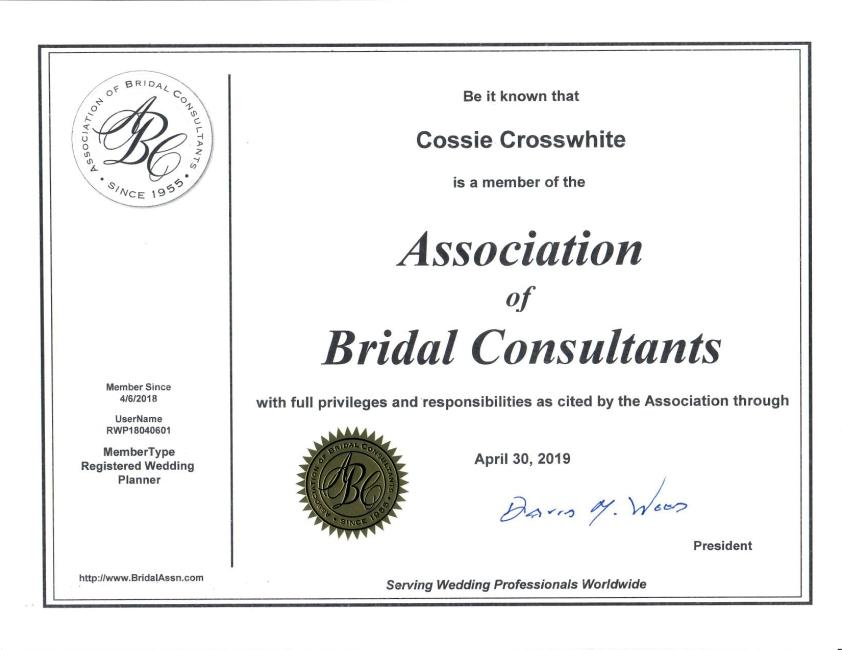 BridalAssn