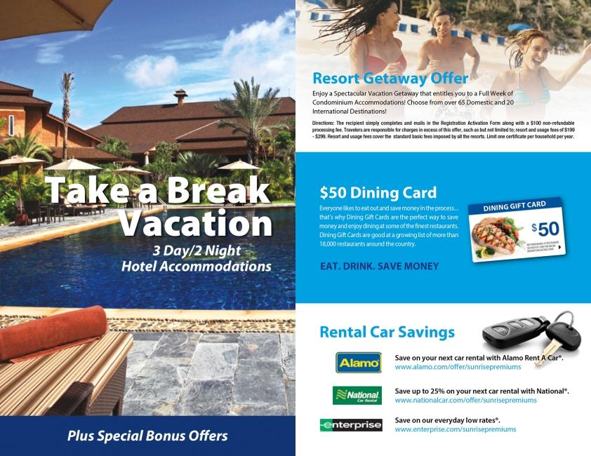 Take_A_Break_Vacation Grand Prize Image