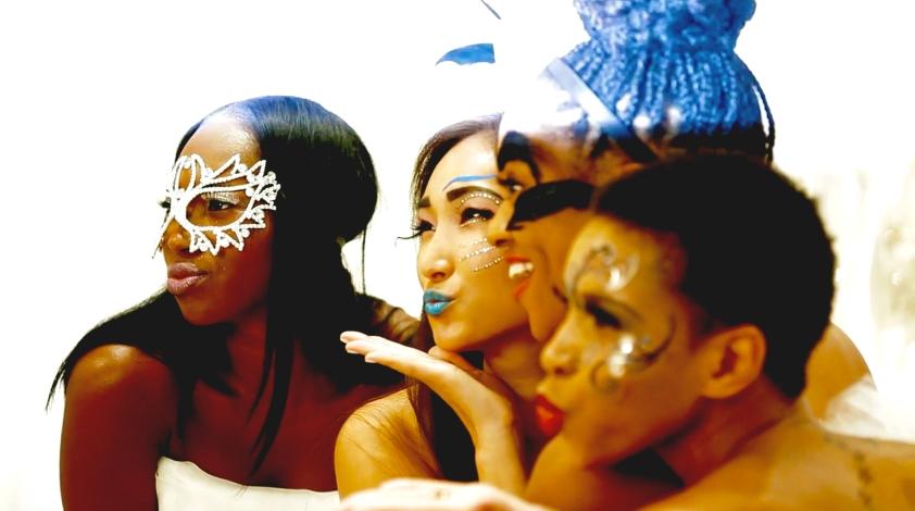 Masquerade Models