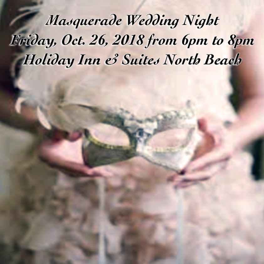 Masquerade Wedding Night