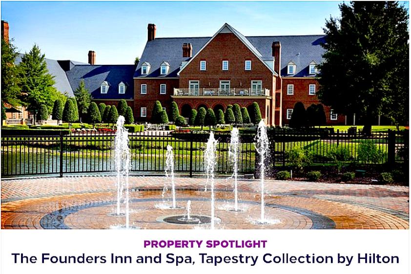 Founders Inn Tapestry Hilton